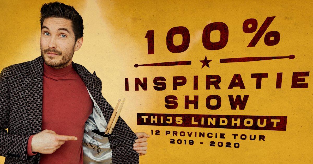 100 procent inspiratie prodcast