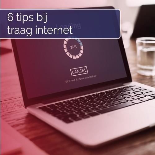 traag internet